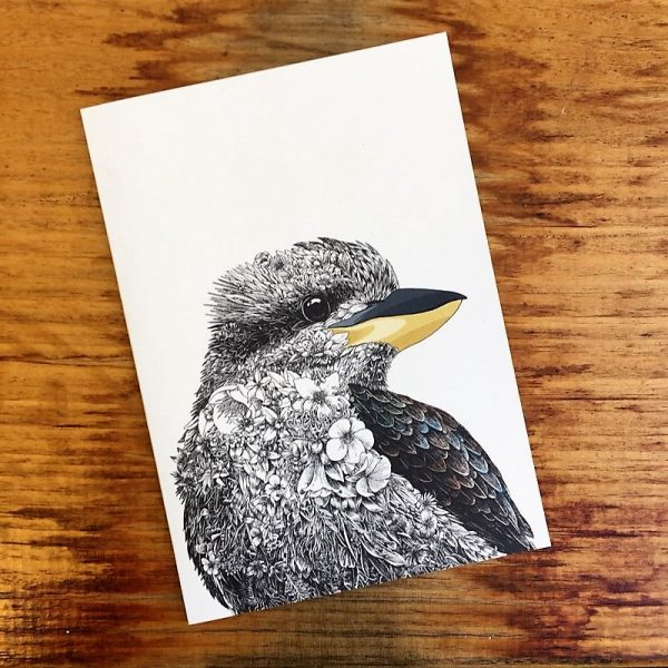 Laughing Kookaburra Gift Card