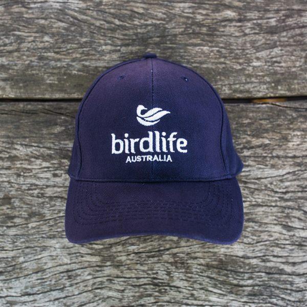 BirdLife Australia Navy Cap