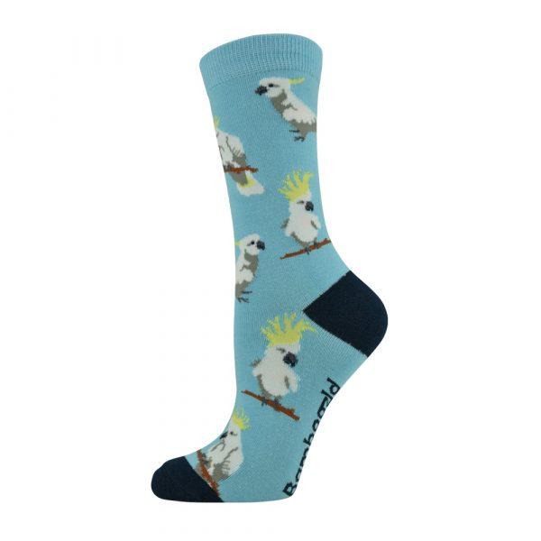 Cockatoo Socks