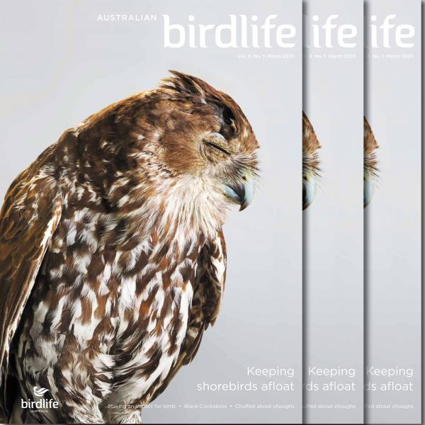BirdLifeAustralia magazine March 2020